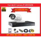 Trọn Bộ 01 Camera HIKVISION DS-2CD2010F-I