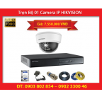 Trọn Bộ 01 Camera HIKVISION DS-2CD2120F-IWS