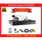 Trọn Bộ 01 Camera HIKVISION DS-2CD2T12-I8
