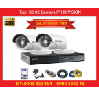 Trọn Bộ 02 Camera HIKVISION DS-2CD2020F-I