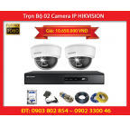 Trọn Bộ 02 Camera HIKVISION DS-2CD2120F-IWS