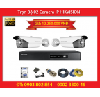 Trọn Bộ 02 Camera HIKVISION DS-2CD2T22-I8