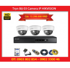 Trọn Bộ 03 Camera HIKVISION DS-2CD2110F-IWS