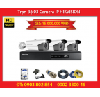 Trọn Bộ 03 Camera HIKVISION DS-2CD2T12-I8