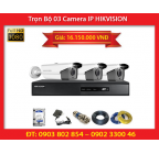 Trọn Bộ 03 Camera HIKVISION DS-2CD2T22-I8
