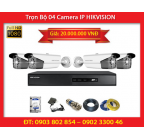 Trọn Bộ 04 Camera HIKVISION DS-2CD2T22-I8