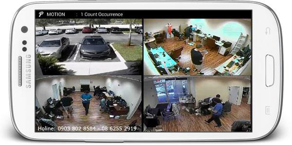lắp đặt camera cho văn phòng