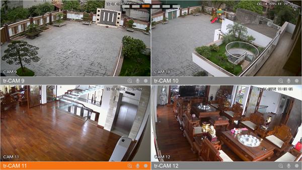 Lắp đặt camera gia đình quận Bình Thạnh