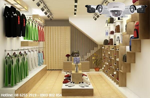 Lắp đặt camera cho shop, cửa hàng tại quận 8