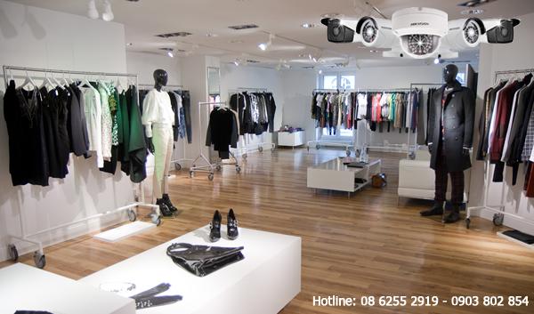 Lắp đặt camera Shop & cửa hàng tại quận Tân Phú