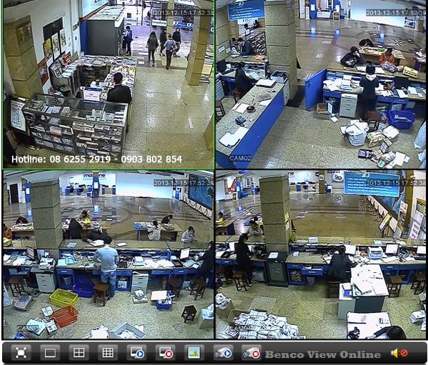 Lắp đặt camera cho cửa hàng & Shop tại huyện Hóc Môn