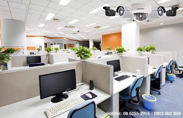Lắp đặt camera văn phòng tại quận 7