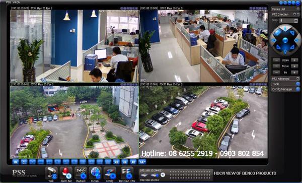 Lắp đặt camera văn phòng tại quận Bình Tân
