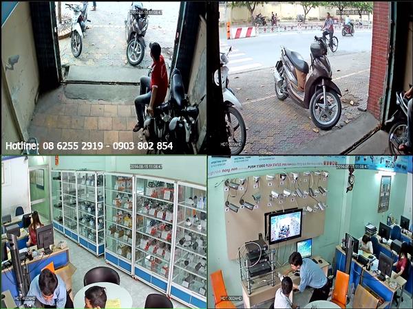 Lắp đặc camera văn phòng tại quận Gò Vấp